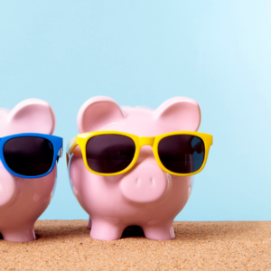 two-piggy-banks-wearing-sunglasses