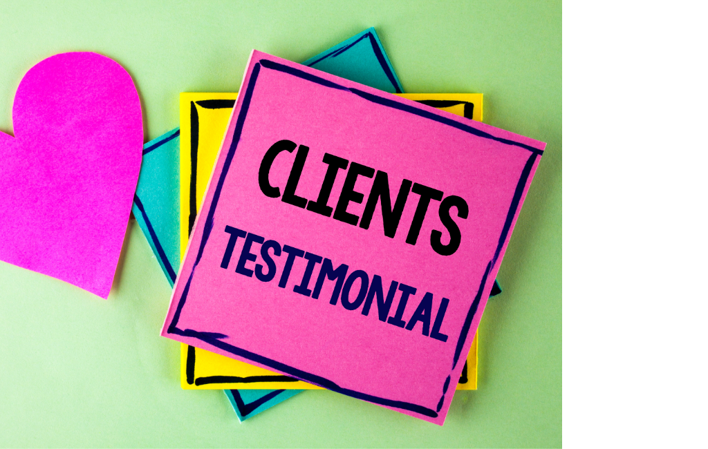 client-testimonial-on-sticky-notes