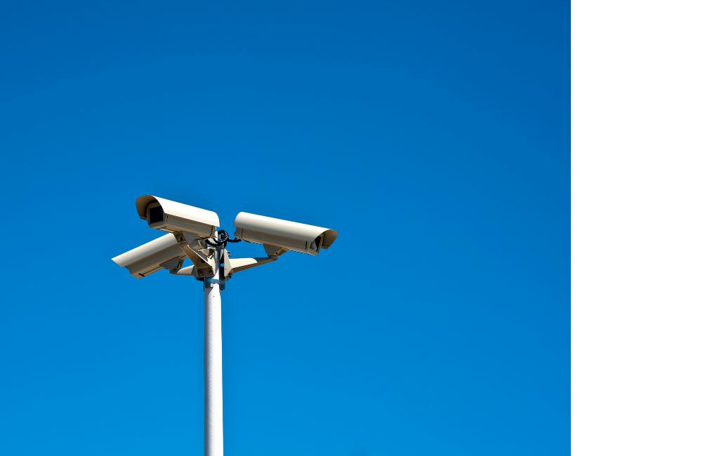 security-cameras-blue-sky