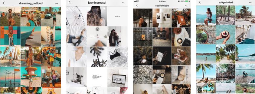 Instagram-themes