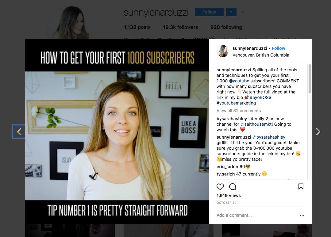 YouTube-video-teaser-on-instagram