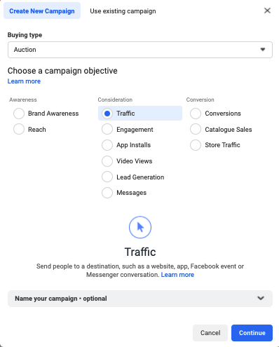 traffic-campaign-ads-manager