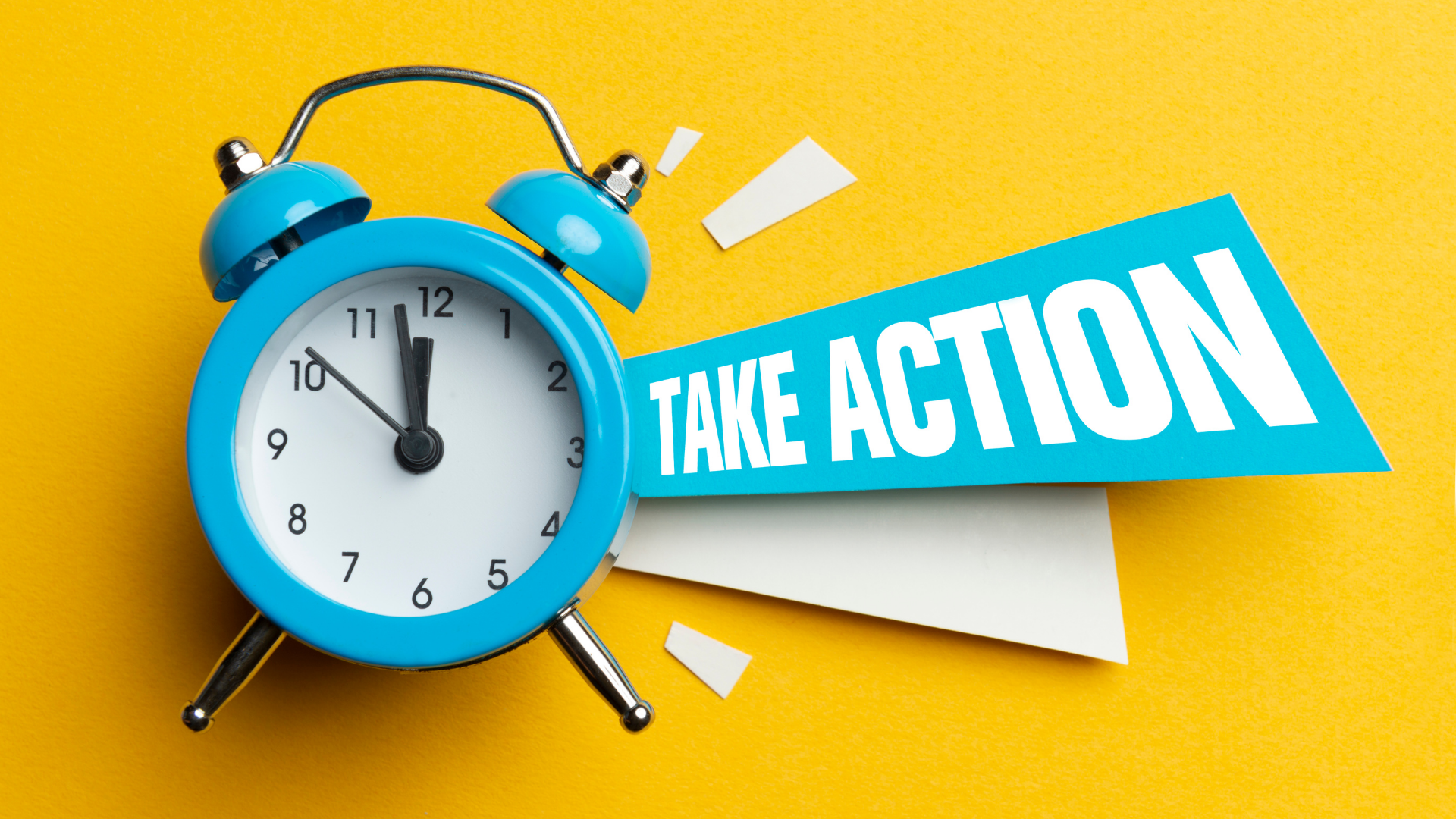 take-action-with-alarm-clock